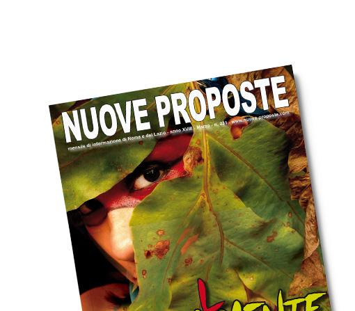 Testata Magazine Rivista Stampa