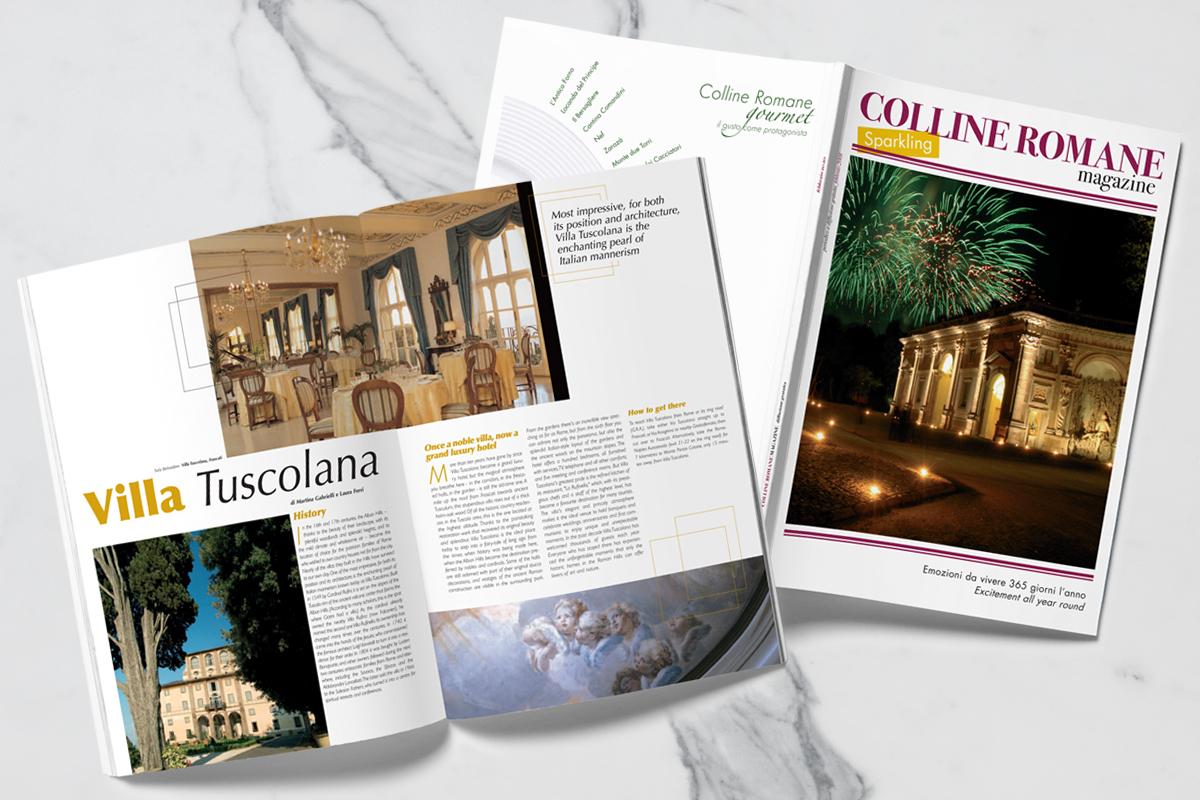 Studio Cover e Impaginazione Indesign Stampa
