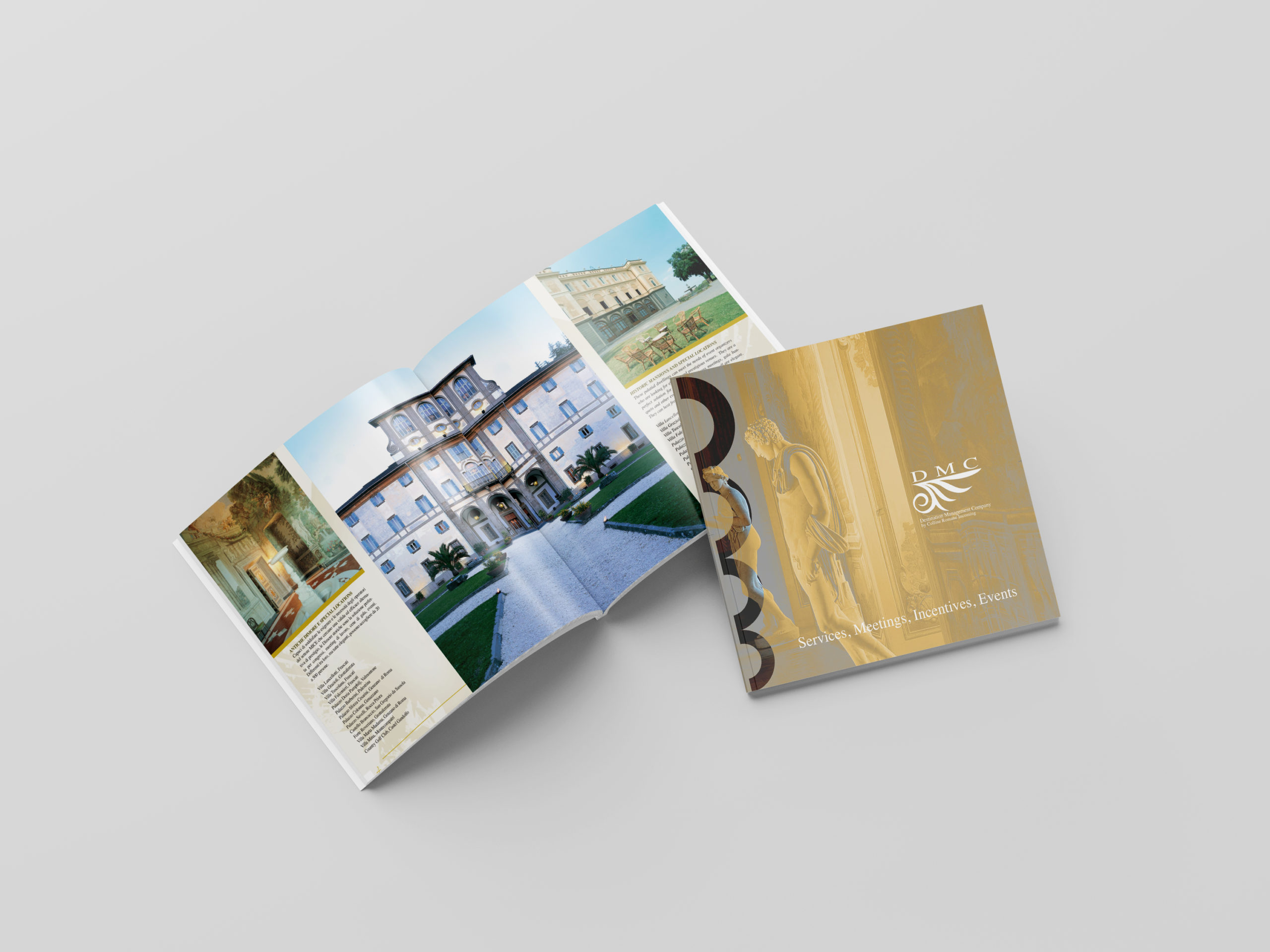 Brochure stampa formato 20 x 20