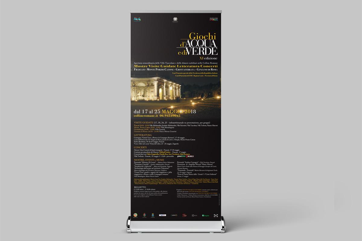 Graphic Design Poster Vela