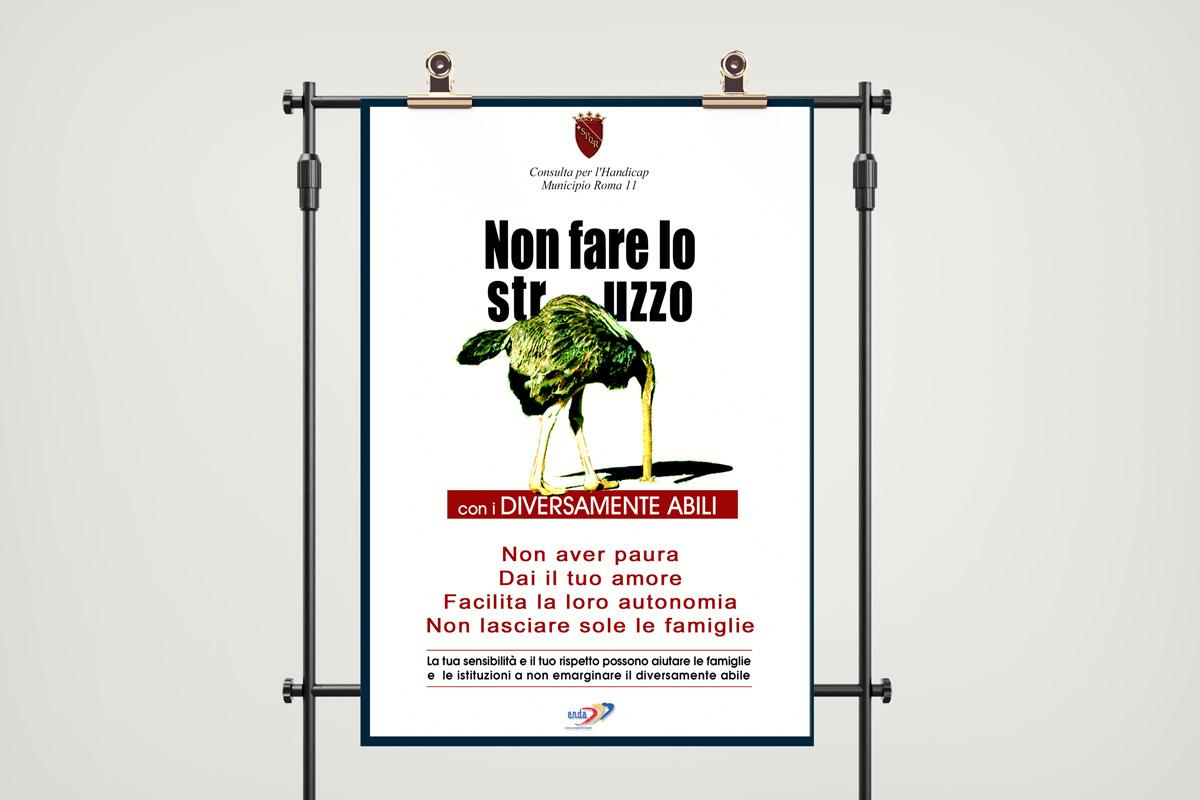 Progetto grafico e stampa Poster