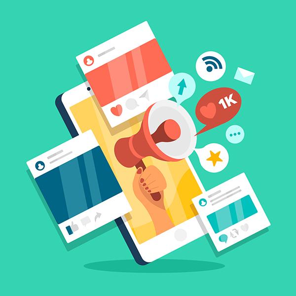 Social media Storytelling Marketing Iconika